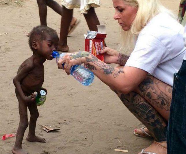 Wolontariuszka uratowała życie chłopcu