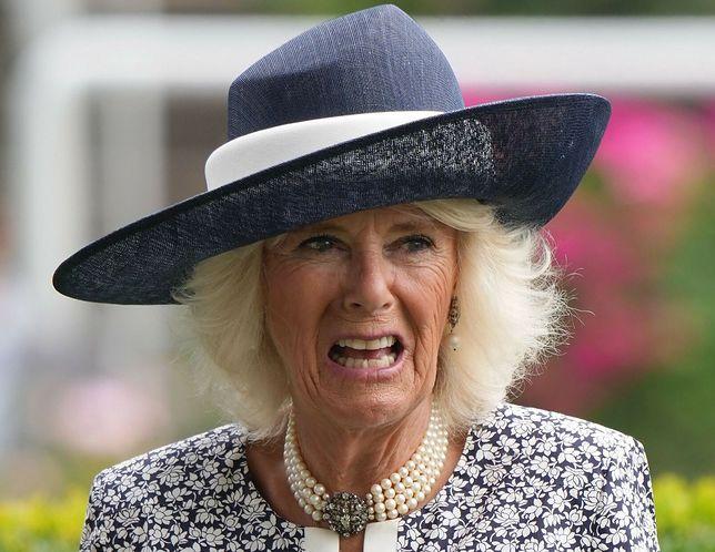 Księżna Camilla ma powody do złości