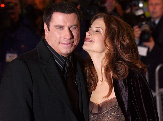 John Travolta i Kelly Preston - oboje należeli do Kościoła Scjentologicznego.