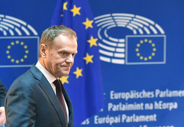 #dziejesienazywo Donald Tusk po raz kolejny szefem Rady Europejskiej? Chrabota: Angela Merkel będzie go zdecydowanie popierała