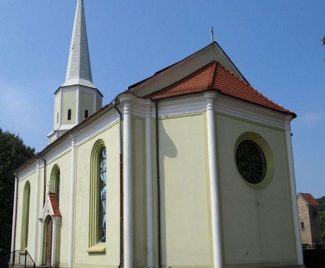 Lubuskie. Wandale zdewastowali kościół