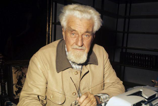Konrad Lorenz w 1973 r.