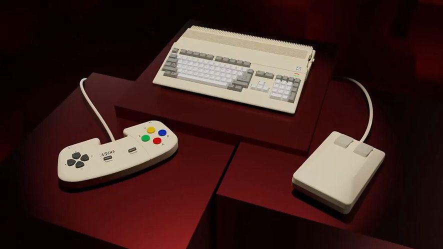 THEA500 Mini, czyli odświeżona Amiga 500