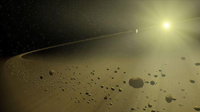 """To miała być kosmiczna """"megastruktura obcych"""". Ale okazała się czymś zupełnie innym"""