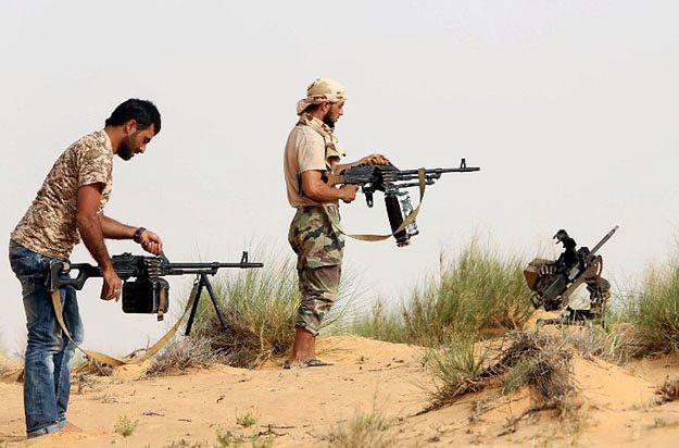 Libia: 65 zabitych w zamachu na ośrodek szkolenia policji