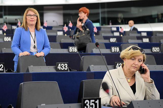 Beata Mazurek zabrała głos na Twitterze