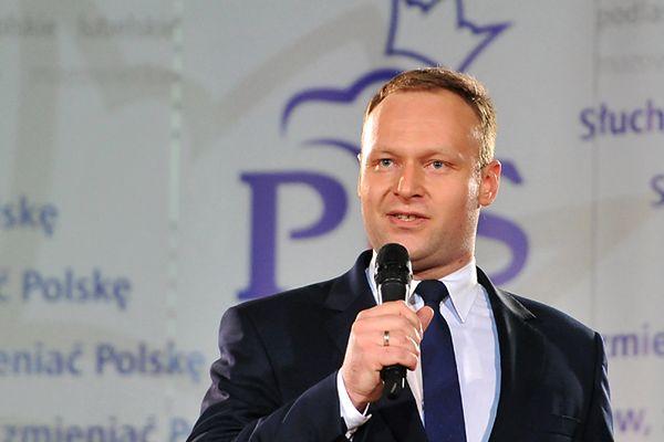 PiS krytykuje PO za dopalacze i kampanię wyborczą