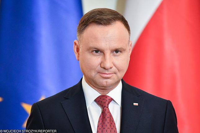 Prezydent Andrzej Duda podjął decyzję ws. nowelizacji Kodeksu karnego. Fala komentarzy