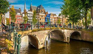 5 zaskakujących faktów na temat Amsterdamu