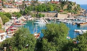 Antalya - serce Riwiery Tureckiej