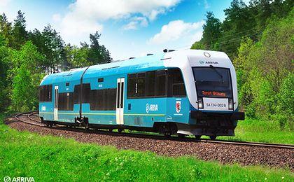 Arriva uruchamia nowe kolejowe połączenia międzyregionalne