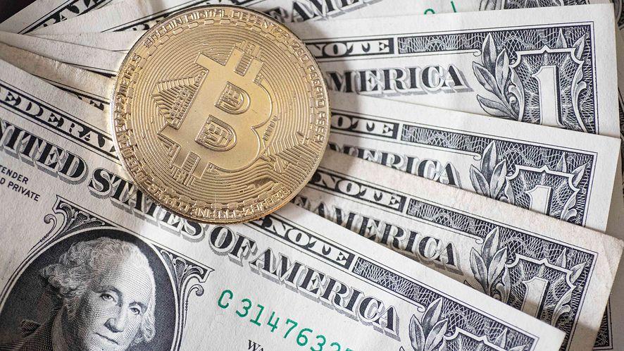 Bitcoin na dolarach