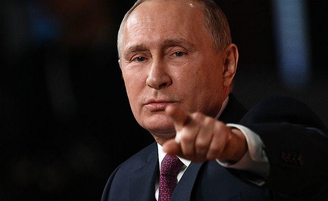 Rosja wybiera prezydenta