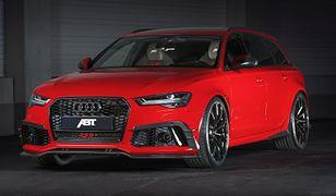 Audi RS6 Avant ABT (2017) - premiera