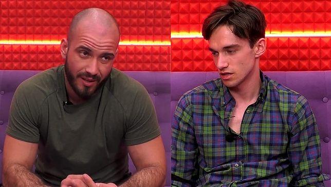 """""""Big Brother"""": Maciek groził uczestnikowi reality-show. Teraz się tłumaczy"""
