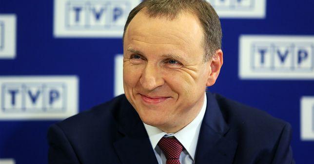 """Kurski zadowolony z pomysłu TVP Info. """"Wiadomości"""", """"Teleexpress"""" i """"Panorama"""" na kilku kanałach jednocześnie"""
