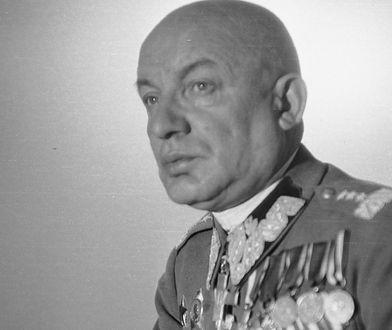 Generał Świerczewski został po śmierci legendą PRL