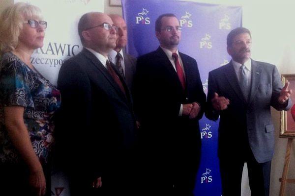Koalicja PiS i Prawicy Rzeczpospolitej w wyborach samorządowych w Gdyni