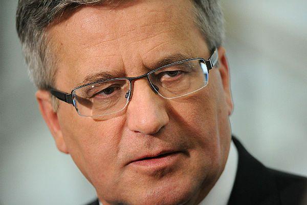 Bronisław Komorowski sam wybierze następcę Donalda Tuska?