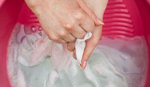 Pranie ręczne