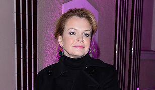 Daria Widawska na jednym z wydarzeń branżowych