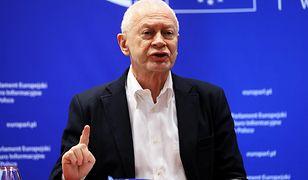 Michał Boni obraził się na miejsce na liście do PE. Enigmatyczny wpis europosła PO
