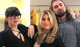 """Od lewej: Grace Woodward, Melissa Sophia i Daniel Palmer prowadzą program """"Królowie kiczu"""""""