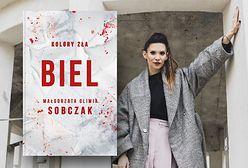 """Niejeden bohater przekroczy w """"Bieli"""" granice. Małgorzata Oliwia Sobczak o swoim nowym kryminale"""