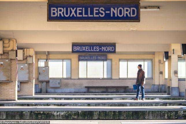 Belgia: autobusy nie będą zatrzymywały się na Dworcu Północnym w Brukseli przez migrantów