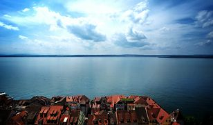 Jezioro Bodeńskie leży w okolicy szczycącej się wyjątkowo czystym powietrzem
