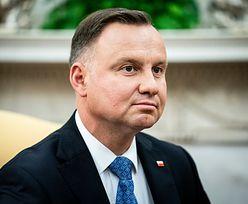 Andrzej Duda uczcił Święto Policji. Takiej reakcji internautów się nie spodziewał