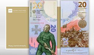 NBP wyemitował nowy banknot kolekcjonerski - Bitwa Warszawska 1920