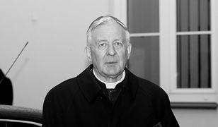 Wniosek o postępowanie ws. arcybiskupa Juliusza Paetza. Złożono go jeszcze za życia duchownego