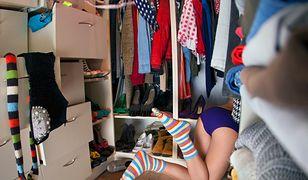 Ula Pedantula ma sposób na porządek w szafie