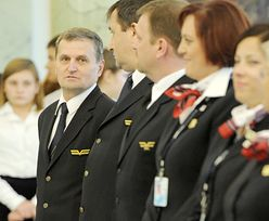 Odznaczył ją Komorowski. Stewardessa z pokładu kapitana Wrony zwolniona z LOT-u