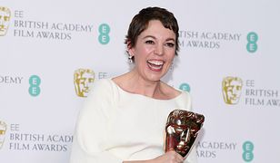 Olivia Colman gwiazdą gali BAFTA. Wywołała salwy śmiechu