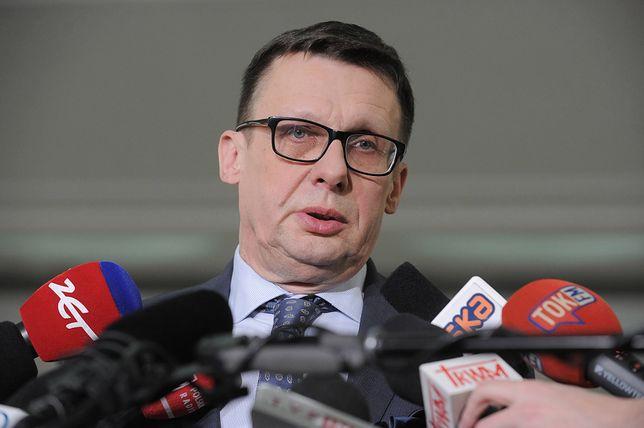 Marek Ast zastąpił Stanisława Piotrowicza na stanowisku szefa komisji sprawiedliwości