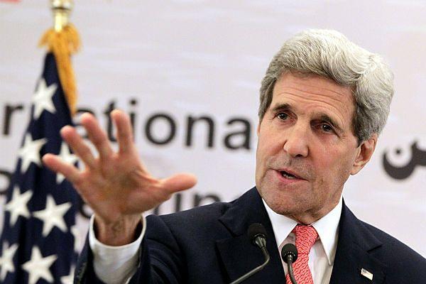 John Kerry: szeroka współpraca Rosji i USA. Wojska rosyjskie wycofują się z Ukrainy
