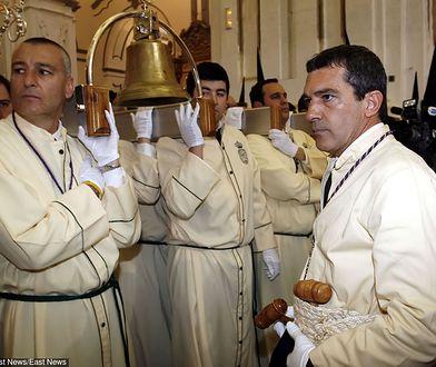 Wielkanoc w Maladze - tutaj Banderas jest jednym z wielu