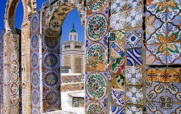 Miejsce 10. Tunis, Tunezja
