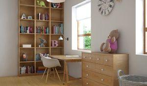 Miejsce do pracy w pokoju dziecka. Jak je urządzić?