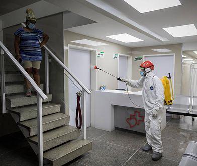 Wenezuela. Kobieta ukryła przed rodziną, że choruje na COVID-19. Doszło do tragedii