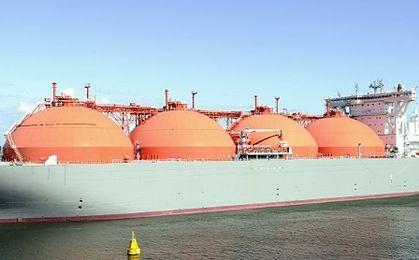 Terminal LNG będzie odbierał gaz w 2015 r.