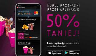 Tańszy popcorn i wygodny zakup biletów dzięki nowej aplikacji Multikino