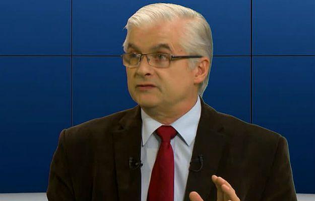 Włodzimierz Cimoszewicz: Państwo Islamskie musi zostać zniszczone, bo oni przyjdą tutaj