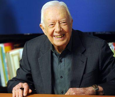 Były prezydent USA Jimmy Carter trafił do szpitala