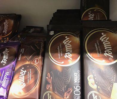 Przepis na czekoladę premium. Na liście tylko cztery składniki