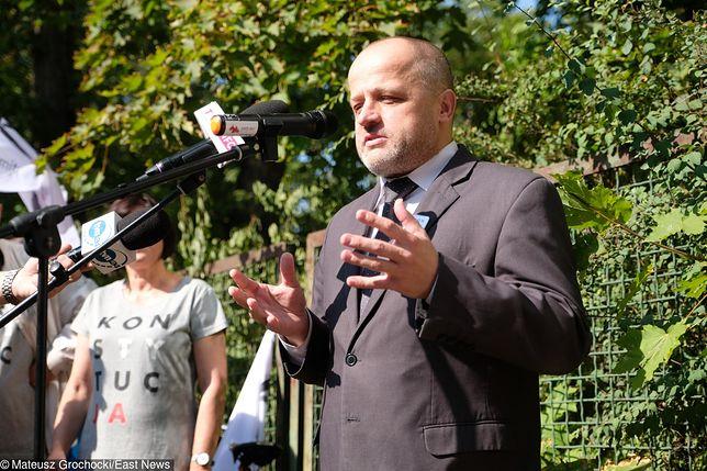 Sędzia Piotr Gąciarek opisał praworządność w Polsce