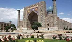 Samarkanda, Registan