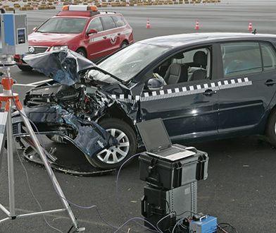 Po wypadku samochód sam wezwie karetkę
